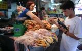 Kiềm chế đà tăng giá thực phẩm, rau quả