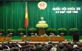 Trọng tâm của kỳ họp Quốc hội tới là công tác nhân sự