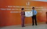 LienVietBank khai trương chi nhánh Bình Dương