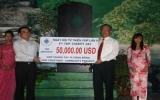Ngày hội từ thiện VSIP lần thứ 9:  Quyên góp được 50.000 đô la Mỹ