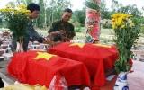 Phát hiện thêm 12 hài cốt liệt sĩ hy sinh năm Mậu Thân