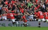 Chiến thắng khó tin của M.U ở Siêu Cúp Anh