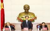 Phiên họp chuyển giao nhiệm kỳ của Chính phủ