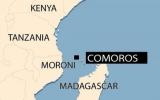 Chìm tàu ở Comoros, ít nhất 50 người chết
