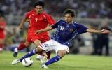 Tuyển Việt Nam đá giao hữu với tuyển Nhật Bản