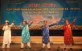 Hội diễn Nghệ thuật quần chúng thị xã Thủ Dầu Một