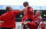 Man.United hạ chủ nhà West Bromwich 2 - 1