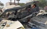 Đánh bom gây thương vong lớn ở miền Trung Iraq