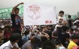 Trung Quốc: Biểu tình đòi di dời nhà máy hóa chất