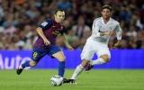 Messi lập cú đúp giúp Barcelona đoạt Siêu Cup TBN