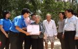 Sabeco trao tặng 120 triệu đồng hỗ trợ xây dựng nhà tình nghĩa tại Bình Dương
