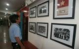 Triển lãm ảnh và tranh cổ động chào mừng Cách mạng Tháng Tám và Quốc khánh 2-9