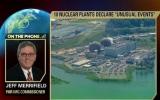 """10 nhà máy điện hạt nhân ở Mỹ tuyên bố """"sự cố bất thường"""""""