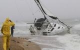 Nước Mỹ gồng mình chống bão Irene