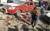 Đánh bom ở Baghdad, 65 người chết và bị thương