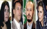 Vợ con ông Gadhafi chạy sang Algeria