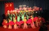 Phú Chánh đoạt giải nhất Hội diễn nghệ thuật quần chúng huyện Tân Uyên