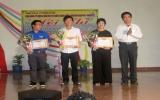 Câu lạc bộ thơ ca đoạt giải nhất