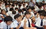 Trường trung tiểu học Việt Anh khai giảng năm học 2011-2012
