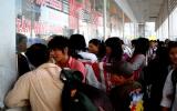 Đi lại dịp lễ Quốc khánh 2-9: Đông nhưng không quá tải