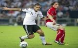 Đại thắng Áo, tuyển Đức vào vòng chung kết Euro 2012