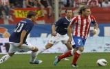 Forlan không được cùng Inter dự Champions League