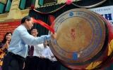 Phó thủ tướng dự lễ khai giảng ở thủ đô