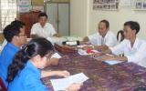 Ủy  viên Thường vụ, Trưởng ban Tổ chức Tỉnh ủy Nguyễn Phúc Lâm: Sẽ có 200 cán bộ trẻ làm lãnh đạo xã, phường