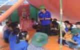 Nhiều hoạt động thiết thực của tuổi trẻ cho ngày giao quân