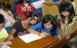 Những lớp học bổ ích ở phường Bình An