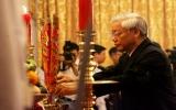 Hàng nghìn người viếng cố Chủ tịch Võ Chí Công