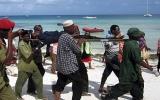 Chìm phà ở Tanzania, hàng trăm thiệt mạng