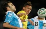 Tuyển Brazil bị Argentina cầm hòa trên sân nhà