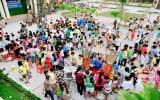Công tác Đoàn và phong trào Thanh thiếu niên:  Phong trào hoạt động ngày càng đi vào chiều sâu