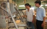 Khai giảng khóa đào tạo chế biến gỗ và may công nghiệp cho 450 lao động