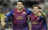 Messi lập hat-trick, Barca hủy diệt Osasuna 8-0!