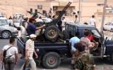 Quê nhà Gadhafi sắp thất thủ