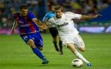 Real Madrid thua đau trên sân Levante