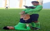 Lâm Ấn Độ (Bình Dương) được gọi vào đội tuyển U23 Việt Nam