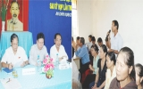 Đoàn đại biểu Quốc hội tỉnh tiếp xúc cử tri huyện Bến Cát, TX.Dĩ An và Thuận An