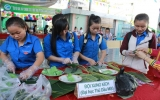 Practical playground for information dissemination about environment protection awareness