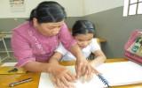 Tương lai tươi sáng cho trẻ em khiếm thị