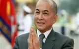 Cambodian King desires growing ties with Vietnam