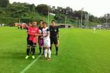 Đội tuyển VN thắng Kyoto Sangan 4-3