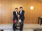 Việt Nam thúc đẩy thu hút đầu tư của các doanh nghiệp Nhật Bản
