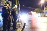 Lực lượng Cảnh sát cơ động tăng cường tuần tra giữ vững an ninh trật tự