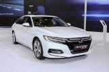 Honda Accord 2019 giá từ 1,319 tỷ đồng