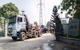 Thông tin tiếp theo vụ bãi xe container dưới đường dây điện: Bãi xe chưa được cấp phép hoạt động