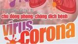 Cẩm nang 10 câu hỏi đáp để chủ động phòng chống dịch bệnh viêm đường hô hấp do virus Corona mới