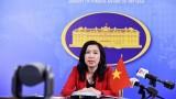 越南肯定对黄沙和长沙两座群岛的主权